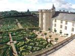 Que serait la Touraine Val de Loire sans les jardins de Villandry