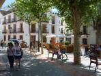 Plaza Cavana in town