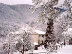 San Moscato in winter