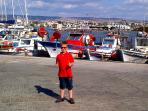 Paphos Harbour - November 2011