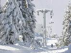 Troodos Mountains - skiing in the winter - Mnt Olympus - 7 runs - caters for all abilities