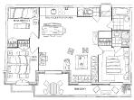 floor plan - 81 sqm.