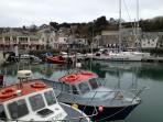 Nearby Padstow