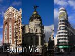 Gran Vía singular buildings