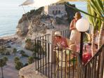 Tropea - city on cliff
