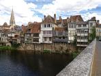 Medieval Town of Argenton-sur-Creuse