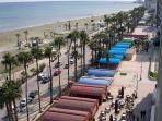 Larnaca Beach Front Apartment