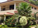 Lotus flower villa exterior
