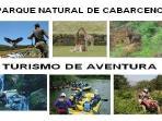 Turismo de aventura y Parque Natural de Cabárceno