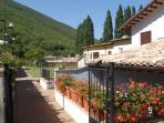 Resort Borgo Santa Lucia esterno appartamenti