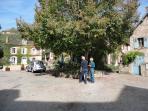 Picturesque village of Gargillesse - Well worth a visit