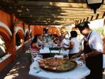 Paella Party Catering Services
