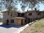 Umbria authentic, Farmhouse, forest, lake, nature