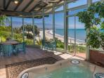 Ocean Front Santa Barbara Home