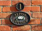 We hope to see you soon at Alpine Cottage!
