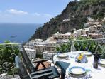 Terrace view, Maristella