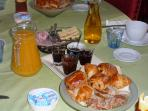 petit dejeuner hiver