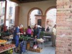 Gaillac market