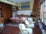 the ground floor sitting room