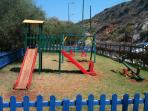 Playground at local 'Parking' taverna