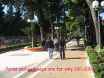 Promenade and the center of tourism is only 200m away