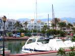 One of the three fantastic marinas in Almerimar