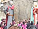 Procession of the Giants - Villefranche de Conflent