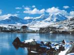 Snowdonia. Excellent outdoor activity enthusiast paradise.