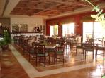 Albayt Country Club Restaurant & Bar Area