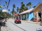 Fishermen village of Las Terrenas