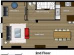 Floorplan -2nd floor