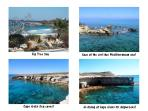 Explore any number of beaches, Fig Tree bay, Konnos. Dive for shipwrecks at Cape Greko.