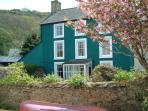 Llys Aber Holiday House By Solva Harbour Pembrokeshire