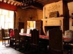 Salle à manger Renaissance