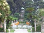 Rothchilds Gardens at Cap Ferrat