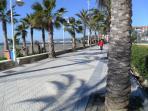 Promenade at Caleta