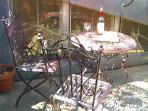 Terrace furniture