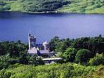 Glenveigh National park. (20 min drive.)