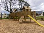 Play ground at Millstone Cottages