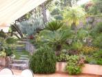 Accesso giardino e piscina