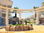 Mirage front entrance. 24/7 security and  gated complex