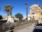 Via Roma - Monumento dei caduti
