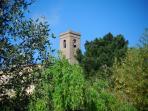 campanile del paese