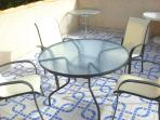 Roof Terrace Table & Chairs
