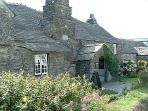 The Old Post Office in Tintagel