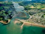 Aerial View Teignmouth