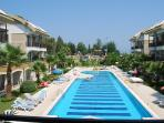 Apartment 150 m to the beach
