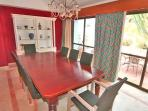 Dining Room Leading to Al Fresco Dining Terrace