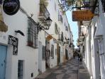 Old Town Altea