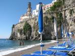 Beach Castiglione di Ravello